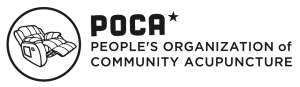 black POCA logo
